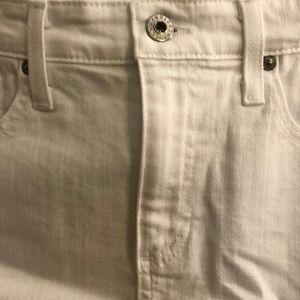 e39be35f88 Ag Adriano Goldschmied Skirts   New Ag White Denim Skirt Size 29 ...